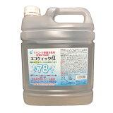 【ブリーズ】 アルコール除菌消臭剤 エコクイックα 5L 食品添加物エタノール製剤