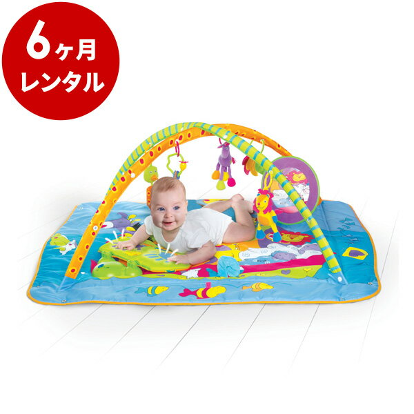 ジミニー トータルプレイグラウンド(タイニーラブ)【6ヶ月レンタル】
