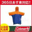 コールマン coleman キッズトレックレインポンチョ (オレンジ/ネイビー) [ 170-6959 ][nocu][gue][あす楽]