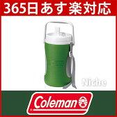 コールマン coleman ジャグ 1/2ガロン(グリーン) [ 2000010450 ][P10][あす楽]