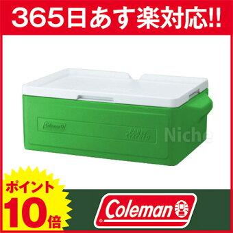 【あす楽★送料無料】コールマンパーティースタッカー/25QT(グリーン)[3000001327]