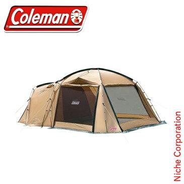 コールマン タフスクリーン2ルームハウス 2000031571 テント ファミリー キャンプ 用品 ツールーム タープ