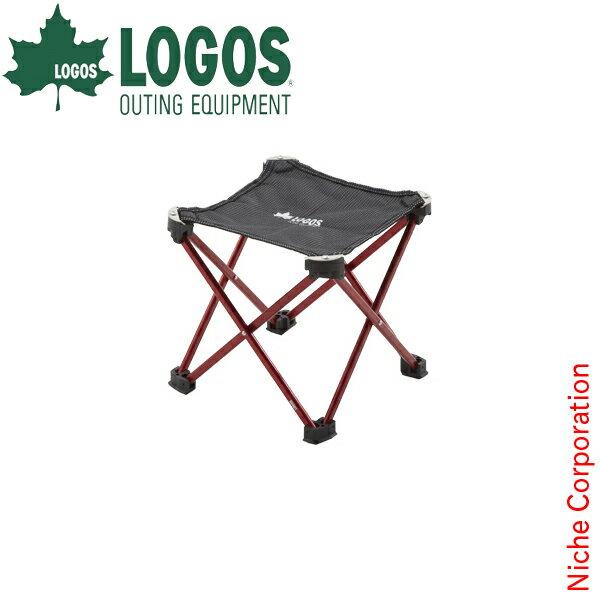 ロゴス チェア 7075キュービックチェア-AF アウトドア イス 折りたたみ 椅子 コンパクト