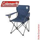 コールマン リゾートチェア (ネイビードット) 200002...