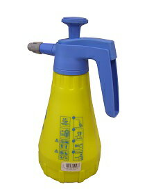 家庭用手動蓄圧式噴霧器霧吹きスプレーボトル1Lグロリアホビー100【RCP】