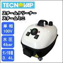 【送料無料】業務用単相100Vスチームクリーナー洗浄機テクノバップスチームミニ【RCP】