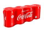 コカ・コーラコカコーラ280ml缶(4本シュリンク包装)6セット(24本入り)