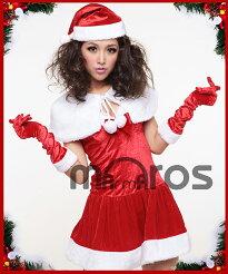 送料無料雑誌モデルブログで話題の女性用サンタコスプレ♪売り切れ次第終了です♪ヴィクトリアシークレットヴィクシー