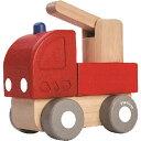 プラントイ ミニファイヤーエンジン 車のおもちゃ 木のおもちゃ 誕生日 誕生日プレゼント 木製 子供 男の子 男 1歳 2歳 3歳 出産祝い | 乗り物 おもちゃ ギフト 一歳 幼児 室内 オモチャ 車 玩具 くるま 木製玩具 プレゼント おしゃれ 子ども こども のりもの