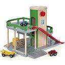 送料無料 BRIO ブリオ パーキングガレージ 木のおもちゃ 電車 子供 誕生日プレゼント 誕生日 男の子 男 出産祝い 3歳 4歳 5歳 |列車 ギフト 北欧 おもちゃ 三歳 四歳 五歳 乗り物 安心 幼児 玩具 オモチャ トレイン 木製レール レール