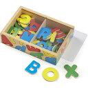メリッサ&ダグ アルファベット マグネット 知育玩具 3歳 4歳 5歳 パズル 幼児 知育 子供 赤ちゃん 出産祝い 誕生日プレゼント 誕生日 男の子 男 女の子 女 玩具 オモチャ ベビー 子ども おもちゃ 3才 男児 キッズ