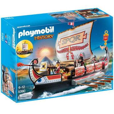 プレイモービル ローマの帆船 ごっこ遊び 誕生日 4歳 男 3歳 女 5歳 女の子 誕生日プレゼント 男の子 おもちゃ ミニチュア 動物 どうぶつ アニマル フィギュア ミニ ミニフィギュア 子供 キッズ 幼児