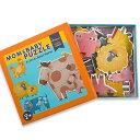 Mideer ジグソーパズル マム&ベビーパズル 知育玩具 3歳 4歳 5歳 ジグソーパズル 幼児 子供 誕生日プレゼント 誕生日 男の子 男 女の子 女 おもちゃ オモチャ 子供用 子ども バースデー キッズ 子供向けパズル