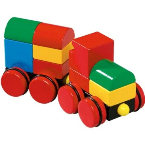 d2f34a69441e78 積み木 ブロック 2歳 3歳 4歳 電車のおもちゃ BRIO ブリオ マグネット式スタッキングトレイン 木のおもちゃ 木製 子供 誕生日プレゼント  誕生日 男の子 男 女の子 女