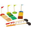 送料無料 木のおもちゃ 木製 VOILA ゴルフセット 子供