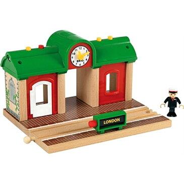 送料無料 BRIO ブリオ 木製 レール レコード&プレイステーション 木のおもちゃ 電車 子供 誕生日プレゼント 誕生日 男の子 男 出産祝い 3歳 4歳 5歳 |列車 北欧 おもちゃ 三歳 四歳 五歳 乗り物 安心 幼児 玩具 オモチャ トレイン 木製レール レールセット