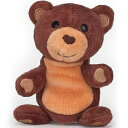 ぬいぐるみ アップルパーク フィンガーパペット くま 赤ちゃん 出産祝い ベビー おもちゃ 誕生日プレゼント 誕生日 女の子 2歳 3歳 4歳 子供 二歳 ギフト 人形あそび 熊のぬいぐるみ クマのぬいぐるみ くまのぬいぐるみ 動物 クマ | 布おもちゃ 男 男の子 プレゼント 布 幼児
