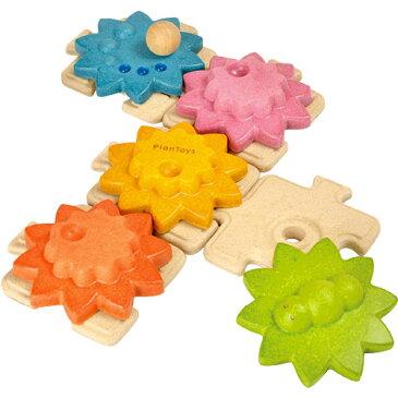 知育玩具 2歳 3歳 4歳 プラントイ ギアパズル スタンダード 木のおもちゃ 木製 誕生日プレゼント 誕生日 男の子 男 女の子 女 入園 | パズル 幼児 出産祝い 子供 ギフト キッズ 二歳 オモチャ 子ども 木製玩具