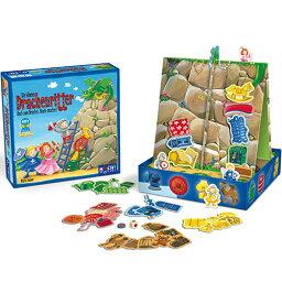 HUCH!&friends 小さなドラゴンナイト ボードゲーム 子供 おもちゃ ドイツ 5歳 小学生 誕生日プレゼント 誕生日 男の子 男 女の子 女