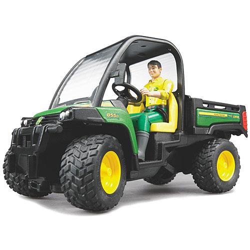 乗り物のおもちゃ, その他  JD XUV855D 3 4 5 bruder