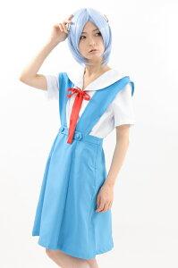 【メール便送料無料】エヴァンゲリオン風 本格的コスプレ衣装制服【大きいサイズあります】