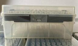 理化学 PCR 検査 検査所向け BIOBASE 10μL 10マイクロリットル ピペット チップ 96本×10ラック×5セット Sterile Filtered Pipette Tips ボックスパック 2021年製