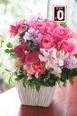 季節の花を使ったお任せアレンジメント【送料無料】【母の日】【フラワーアレンジメント ギフト】【クリスマス】【スタイリッシュ】【花 ギフト 誕生日】【花を贈る】