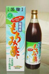 琉球産 黒麹もろみ酢 シークヮーサー入り 900ml