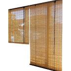 PVCスクリーン PV-003&PV-002 防炎性に優れ、汚れにくく腐らないプラスチック簾の巻き取りカーテン  (選べるカラー)
