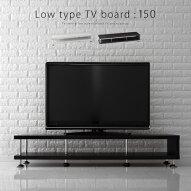 テレビボード・60インチ・55インチ・52インチ・50インチ・モダンリビングボード北欧TV台テレビ台AVボードAVラックTVラックローボードテレビラックTVボードリビング
