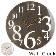 インテリア・時計・掛け時計・北欧・壁掛け・クロック・クォーツ・掛時計・壁掛け時計