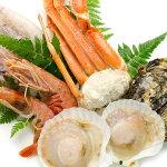 海鮮浜焼きBBQセット5種盛A(ズワイガニ・イカ・牡蠣・ホタテ・赤エビ)【冷凍】【バーベキュー】