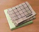 碁盤ハンカチ
