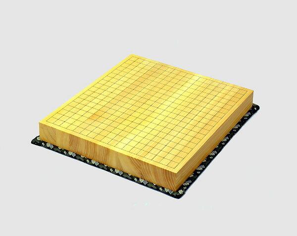 榧(カヤ)二寸碁盤柾(まさ)目 特上:日本棋院オンライン囲碁ショップ