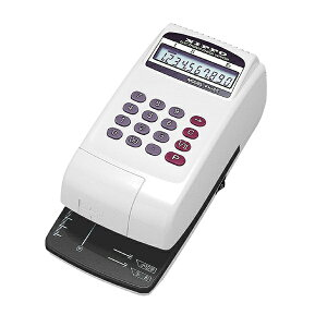ニッポーチェックライターFX-4510桁印字