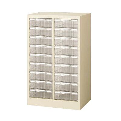 生興整理ケースA4G-P209LA4判2列深型9段(062656)|事務用品プラスチック書類棚書類引き出し書類ケース書類収納ボックスレターケースレターラックオフィス収納収納ラック書棚キャビネットオフィス棚ロッカースチールケース収納ケースフロアケース|