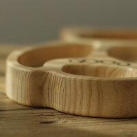 木製食器・木の食器・木製プレート・出産祝い
