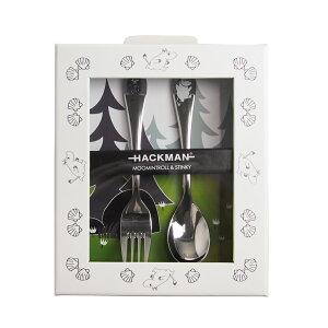 ハックマン (HACKMAN) ムーミン カトラリー スプーン&フォーク ムーミン/スティンキー