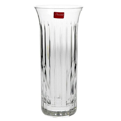 バカラ (Baccarat) フローラ ベース ビゾー 18cm 2-613-138【あす楽対応】 フランス製 バカラ 花瓶