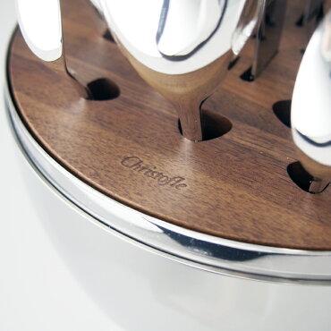 クリストフル(Christofle)ムード24ピースカトラリーセット0065299