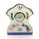 ヘレンド 時計 (HEREND) シノワズリ PO ポワッソン クロックスタンド 8085000