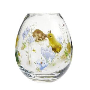 ドイツ製 花瓶 / フラワーベースフッチェンロイター (HUTSCHEN REUTHER) イースターの朝食 ベー...