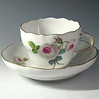 ◆【楽●天】ポイントがレビュー記入で今なら全品10倍☆マイセン(Meissen)白いバラ -White R...