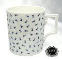 ◆楽天ポイント全品10倍SALE開催中!マイセン(Meissen)マイセンマーク ロゴマグカップ 005-55810