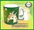 【送料無料祭】ローゼンタール(Rosenthal) トーマス (Thomas) 12星座マグカップ 412 山羊座【※箱に痛みあり※】【※特価品*ギフト*返品交換不可※】【sprice】