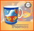 【送料無料祭】ローゼンタール(Rosenthal) トーマス (Thomas) 12星座マグカップ 418 蟹座【※箱に痛みあり※】【※特価品*ギフト*返品交換不可※】【sprice】