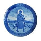 【送料無料祭】ロイヤルコペンハーゲン イヤープレート 1957年 よき羊飼い【あす楽対応】