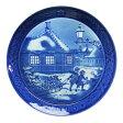 【決算SALE限定】ロイヤルコペンハーゲン イヤープレート 2005年 Hans Christian Andersen House