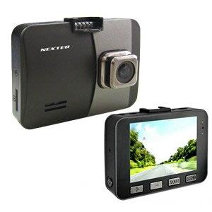 NX-DR200S 200万画素 ドライブレコーダー 日本製 2.7型カラー液晶モニター 車載カメラ 事故記録カメラ 動画撮影 Full HD