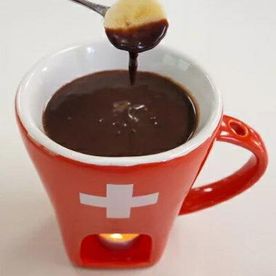 NOUVEL Swiss チョコフォンデュメーカー & チーズフォンデュ 3特典【送料無料+5種から選ぶ景品+ポイント】 チーズフォンデュメーカー チーズ や チョコレート 入れるだけ チョコフォンデュ チョコレートフォンデュメーカー チョコツ